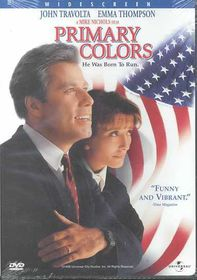 Primary Colors - (Region 1 Import DVD)