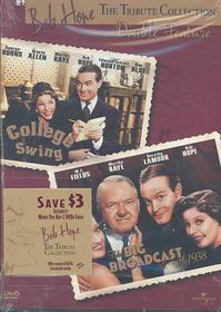 Big Broadcast of 1938/College Swing - (Region 1 Import DVD)