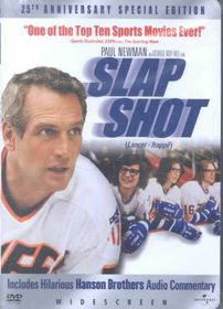 Slap Shot 25th Anniverary Edition - (Region 1 Import DVD)