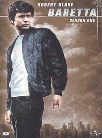 Baretta - Season One - (Region 1 Import DVD)