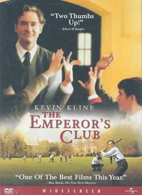 Emperor's Club - (Region 1 Import DVD)