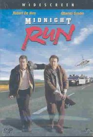 Midnight Run - (Region 1 Import DVD)