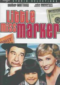 Little Miss Marker - (Region 1 Import DVD)