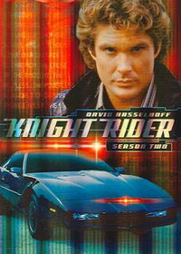 Knight Rider : Season 2 (Region 1 Import DVD)