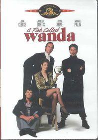Fish Called Wanda - (Region 1 Import DVD)