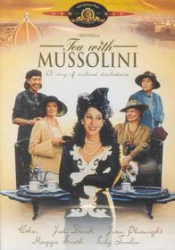 Tea with Mussolini - (Region 1 Import DVD)