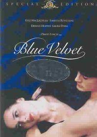 Blue Velvet - Special Edition - (Region 1 Import DVD)