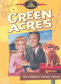 Green Acres Season 2 - (Region 1 Import DVD)