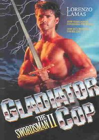 Gladiator Cop - (Region 1 Import DVD)