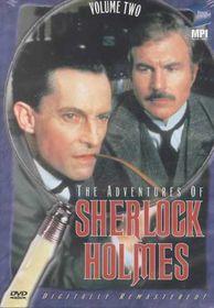 Adventures of Sherlock Holmes Vol. 2 - (Region 1 Import DVD)