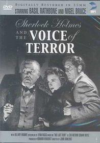 Sherlock Holmes:Voice of Terror - (Region 1 Import DVD)