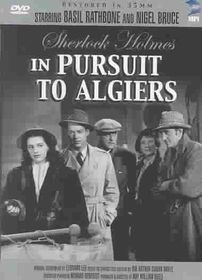 Sherlock Holmes and the Pursuit to Algiers - (Region 1 Import DVD)