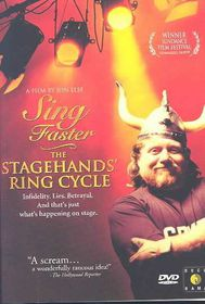 Sing Faster:Stagehands' Ring Cycle - (Region 1 Import DVD)