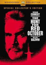 Hunt for Red October - (Region 1 Import DVD)