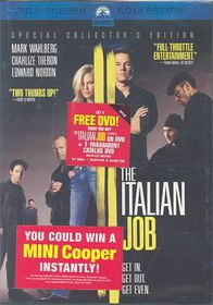 Italian Job Special Edition - (Region 1 Import DVD)