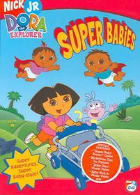 Dora the Explorer:Super Babies - (Region 1 Import DVD)