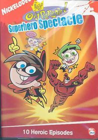 Fairly Odd Parents:Superhero - (Region 1 Import DVD)