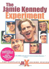 Jamie Kennedy Experiment:Season 2 - (Region 1 Import DVD)