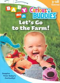 Baby Nick Jr:Let's Go to the Farm - (Region 1 Import DVD)