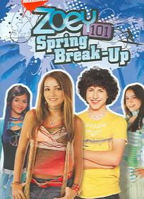 Zoey 101:Spring Break up - (Region 1 Import DVD)