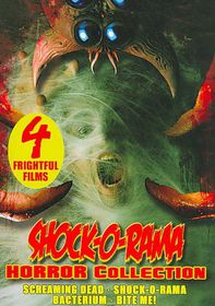 Shock O Rama Horror Collection - (Region 1 Import DVD)