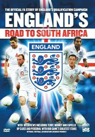 England's Road to South Africa - (Import DVD)