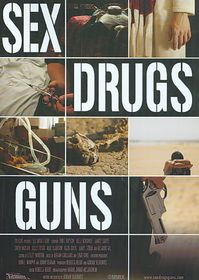 Sex Drugs Guns - (Region 1 Import DVD)