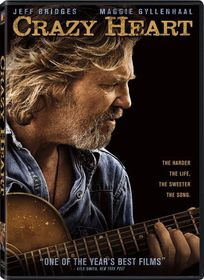Crazy Heart - (Region 1 Import DVD)