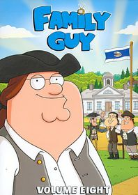 Family Guy Vol 8 - (Region 1 Import DVD)