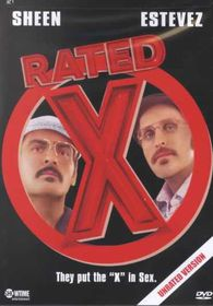 Rated X - (Region 1 Import DVD)