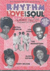 Rhythm Love & Soul - (Region 1 Import DVD)