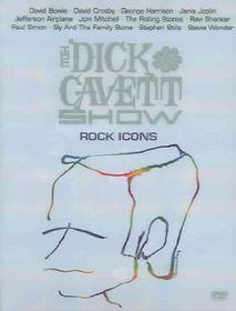 Dick Cavett Show:Rock Icons - (Region 1 Import DVD)