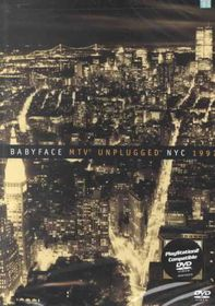 Babyface:Unplugged - (Region 1 Import DVD)