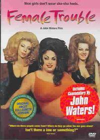 Female Trouble - (Region 1 Import DVD)