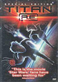 Titan A.E. - (Region 1 Import DVD)