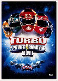 Turbo:Power Rangers Movie - (Region 1 Import DVD)