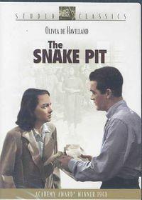 Snake Pit - (Region 1 Import DVD)
