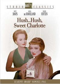Hush Hush Sweet Charlotte - (Region 1 Import DVD)