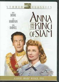 Anna and the King of Siam - (Region 1 Import DVD)