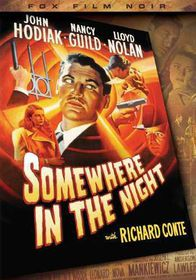 Somewhere in the Night - (Region 1 Import DVD)