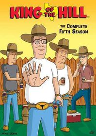 King of the Hill Season 5 - (Region 1 Import DVD)