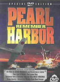 Remembering Pearl Harbor - (Region 1 Import DVD)