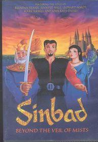 Sinbad:Beyond the Veil of Mists - (Region 1 Import DVD)