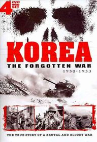Korea the Forgotten War - (Region 1 Import DVD)
