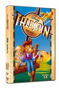 Talespin Volume 1 Disc 2 (DVD)