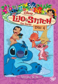 Lilo and Stitch Volume 4 (DVD)