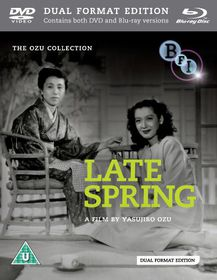 Late Spring - (Import Blu-ray Disc + DVD)