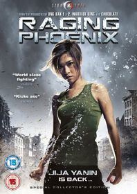 Raging Phoenix - (Import DVD)
