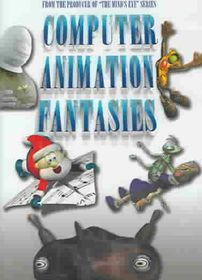 Computer Animation Fantasies - (Region 1 Import DVD)