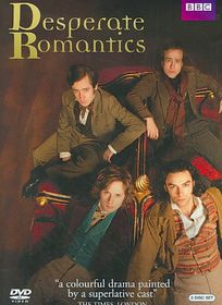 Desperate Romantics - (Region 1 Import DVD)